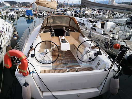 Abayachting Dufour 350 usata-second-hand 2