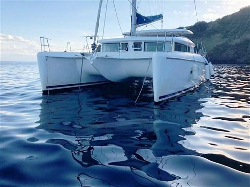 Abayachting Lagoon 420 usato-second hand 2
