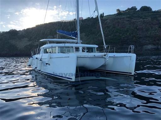 Abayachting Lagoon 420 usato-second hand 3