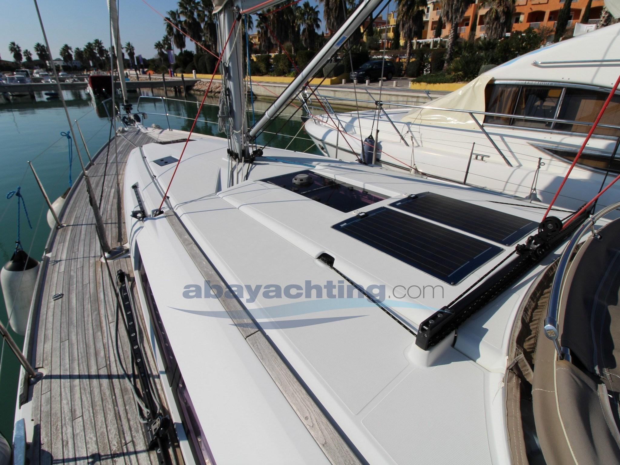 ... Abayachting Jeanneau Sun Odyssey 439 6 ...