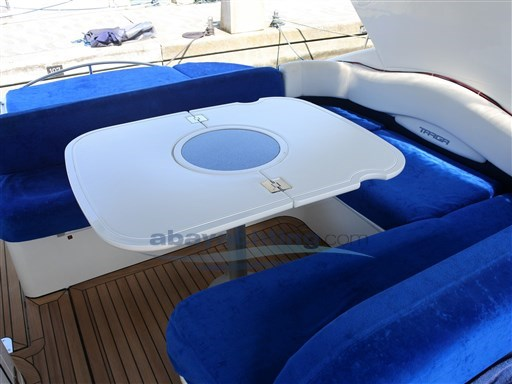Abayachting Fairline Targa 40 10