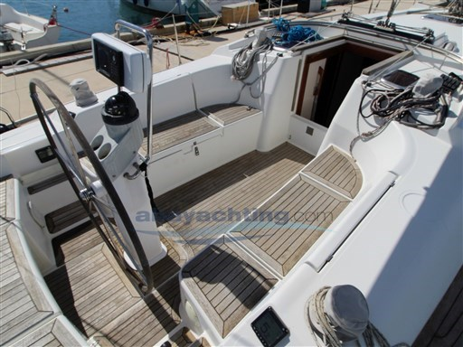 Abayachting Hanse 400 8