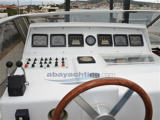 Abayachting Alalunga 65 Spertini 28
