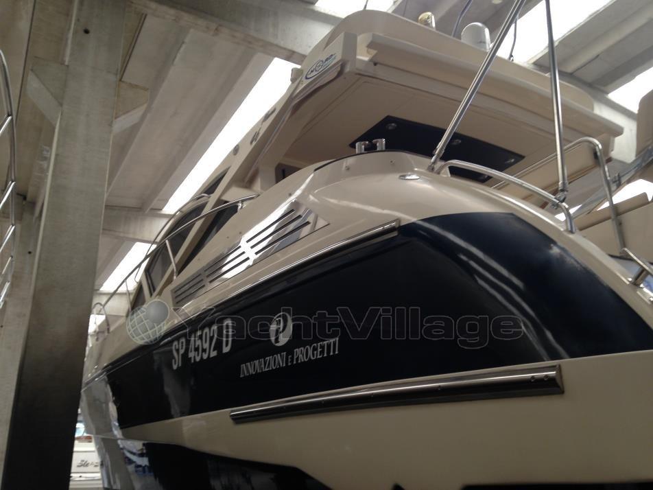 Innovazioni e progetti alena 46 barca motore usata in for Progetti architettonici in vendita