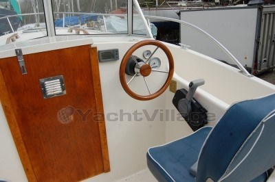 Hunter 20 Landau, preowned motorboat for sale in (Great Britain)