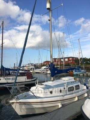Westerly Yachts Westerly 23 Pageant, preowned sailboat for