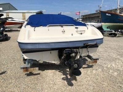 Bayliner 1850 Capri Ls, preowned motorboat for sale in