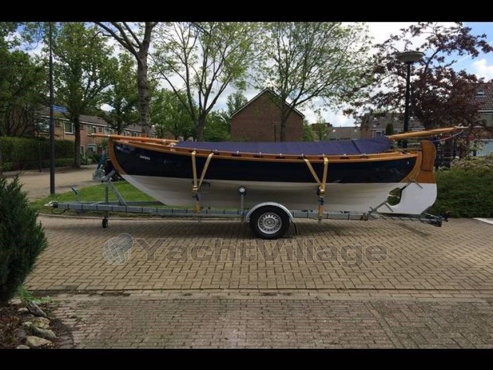 Betere Snipa Open Zeilboot, preowned sailboat for sale in (Holland) HN-48