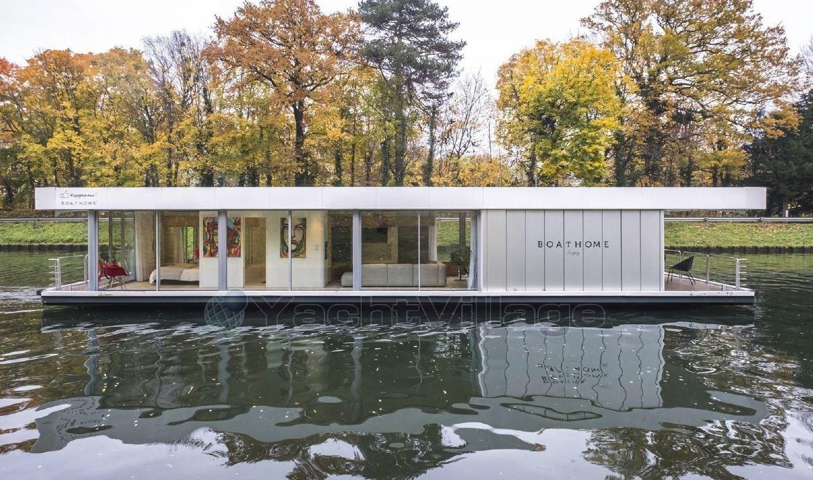 Vendita Case In Olanda houseboat omega, barca motore nuova in vendita in (olanda)