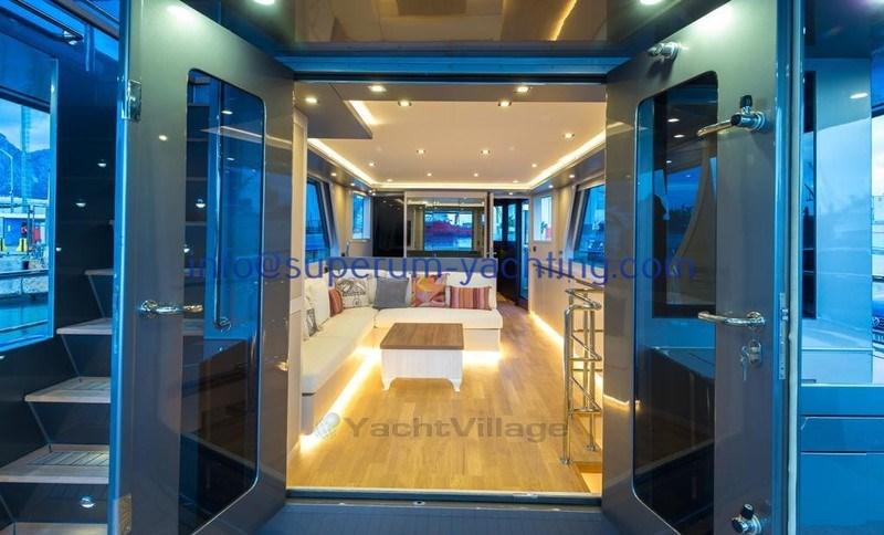 Bering Yachts Bering 70, new motorboat for sale in (Turkey)