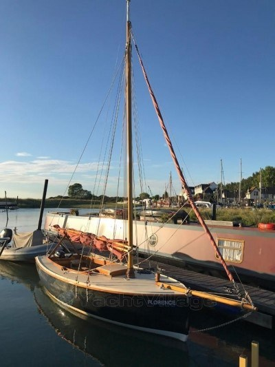 Salterns Boats Ltd Salterns 19 Memory, preowned sailboat for sale in