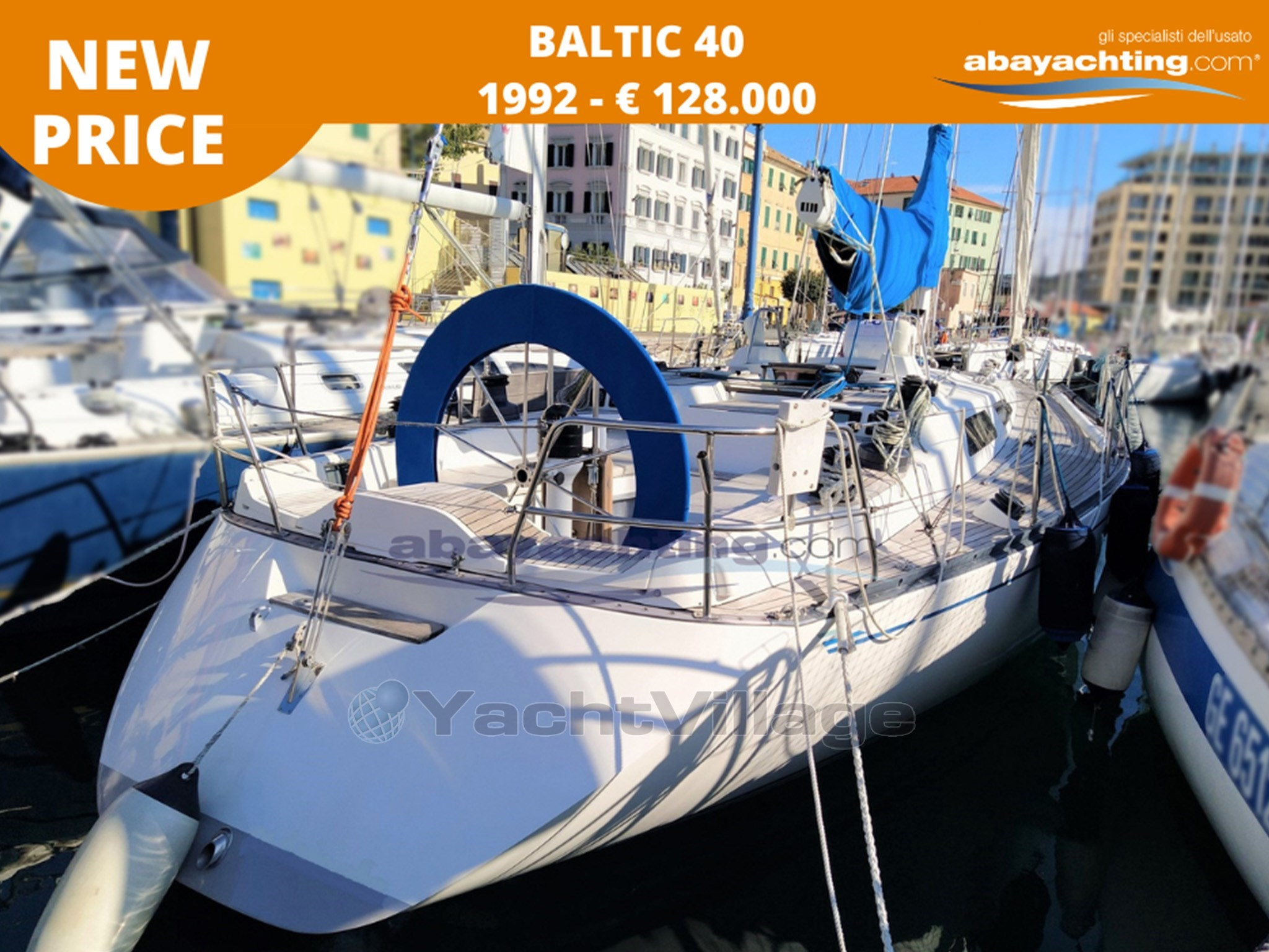 Abayachting Nuovo prezzo Baltic 40