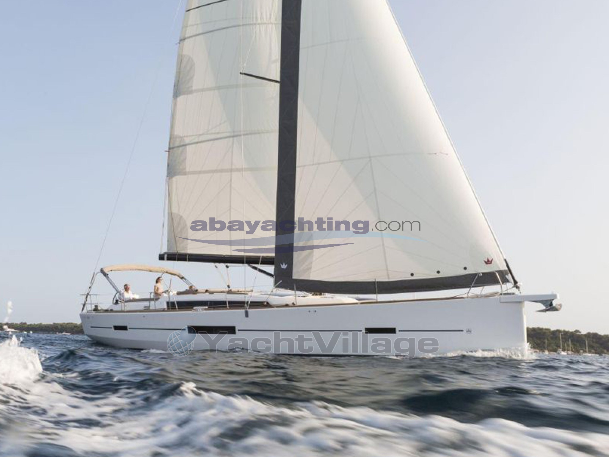 Abayachting Dufour Grand Large 520 usato 1