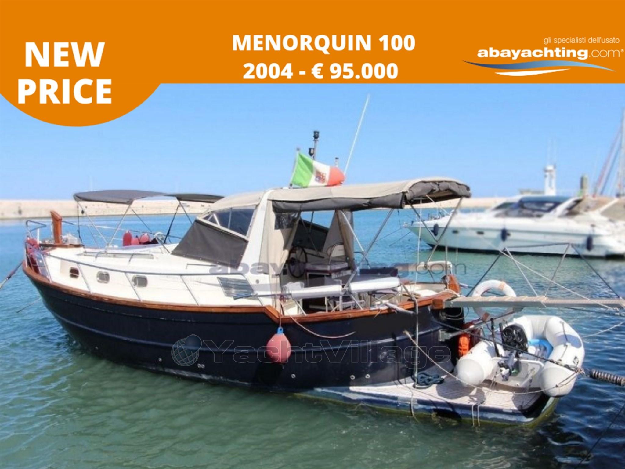 Abayachting Nuovo prezzo Menorquin 100