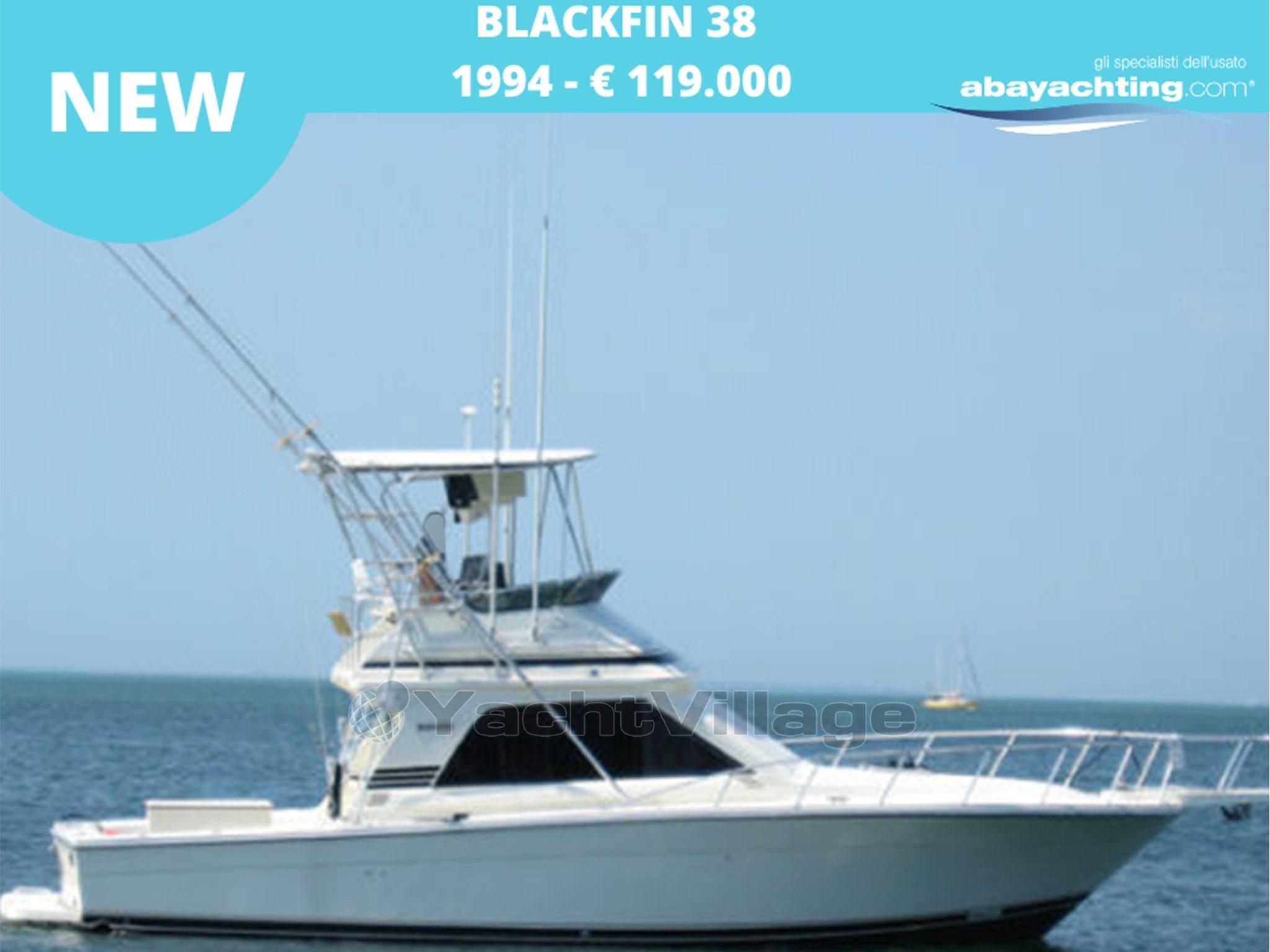 Abayachting Nuovo arrivo Blackfin 38