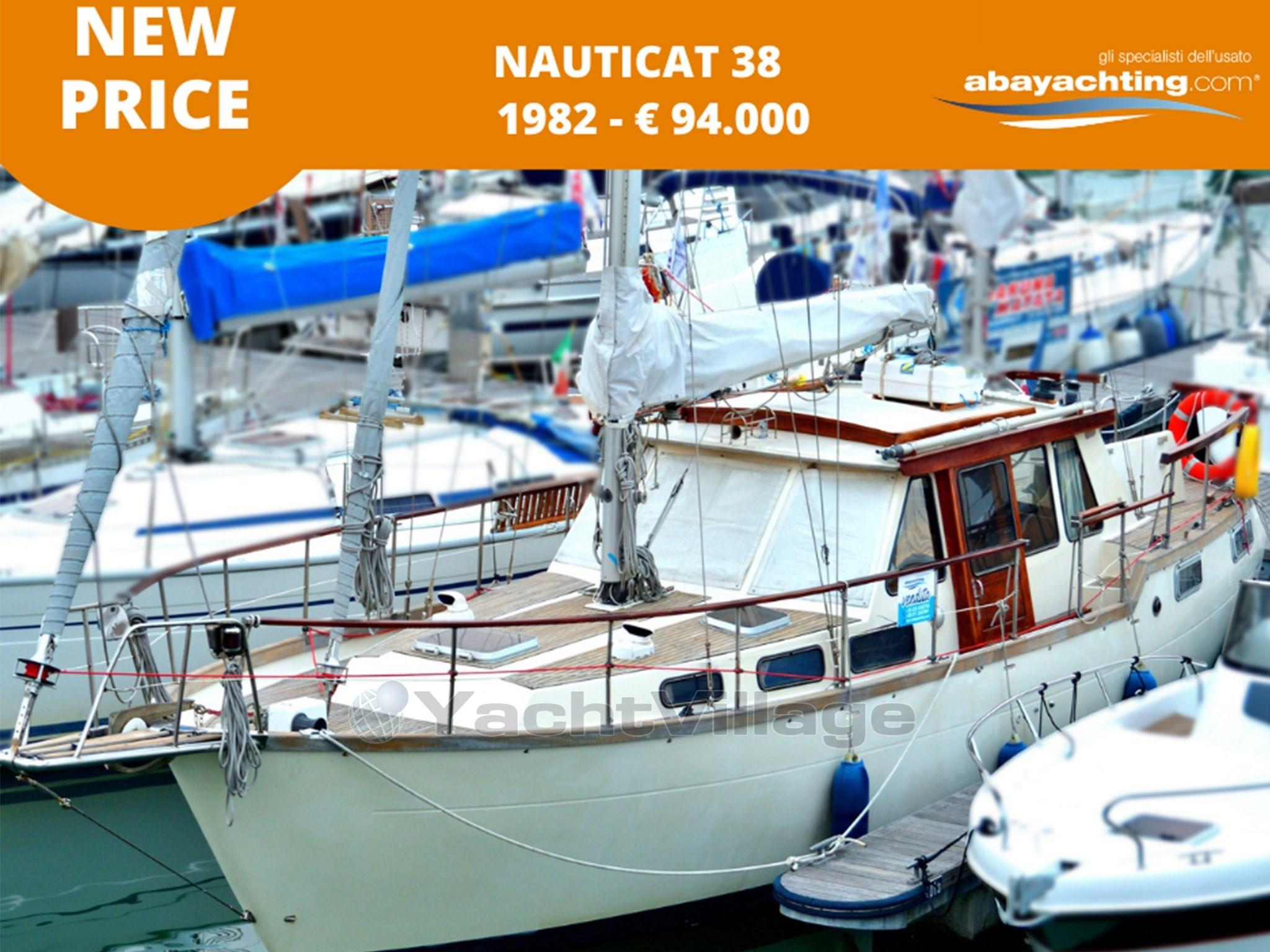 Abayachting Nuovo prezzo Nauticat 38