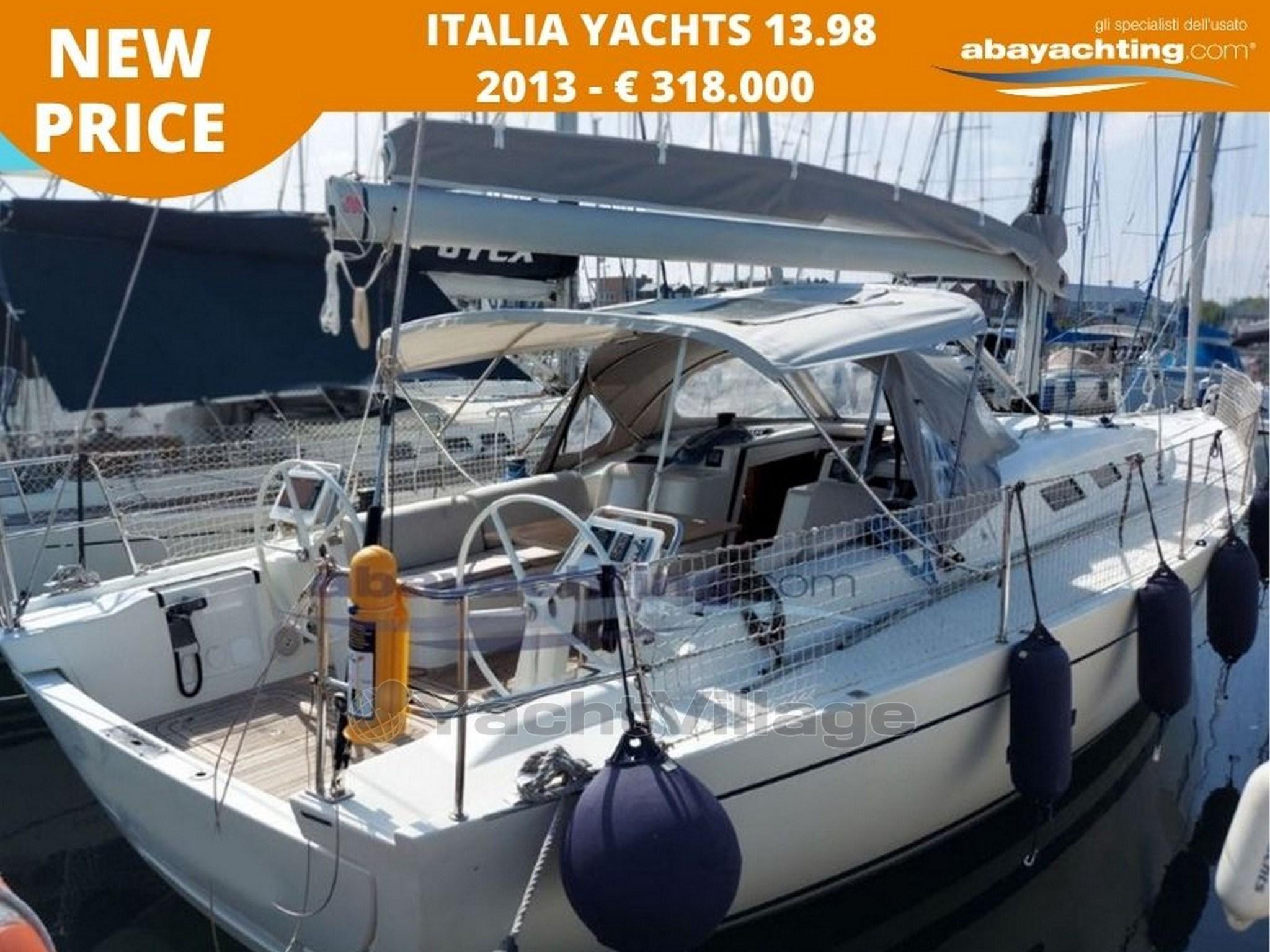 Nuovo prezzo Italia Yachts 13.98 Abayachting