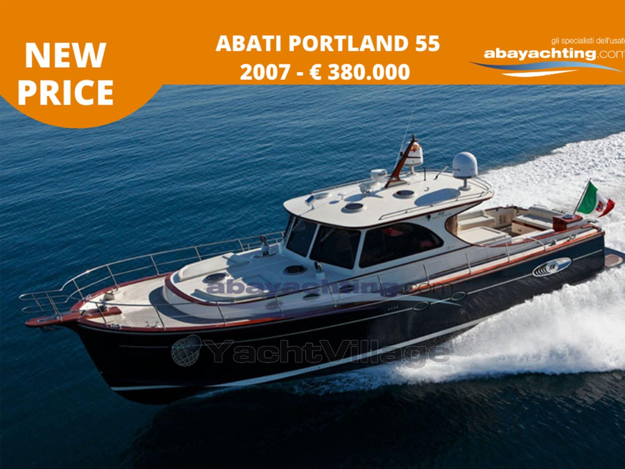 Abayachting Nuovo prezzo Portland 55