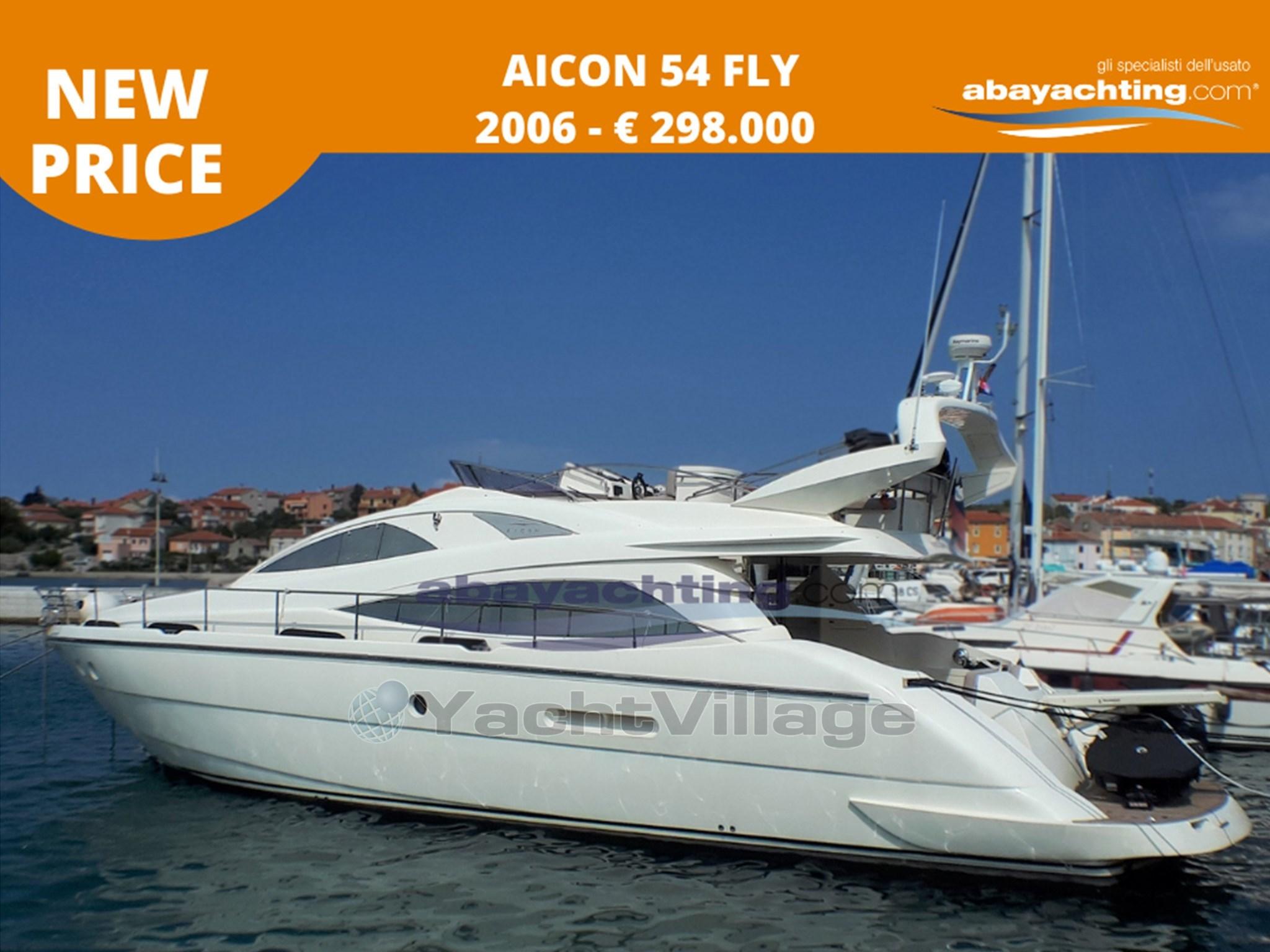 Abayachting Nuovo prezzo Aicon 54
