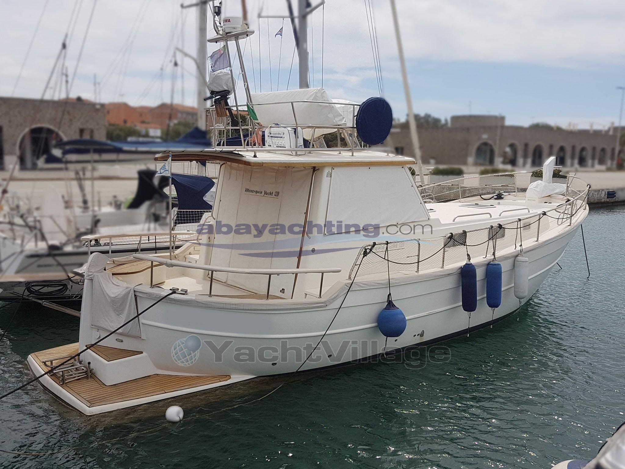 Abayachting Menorquin 120 Flybridge 1