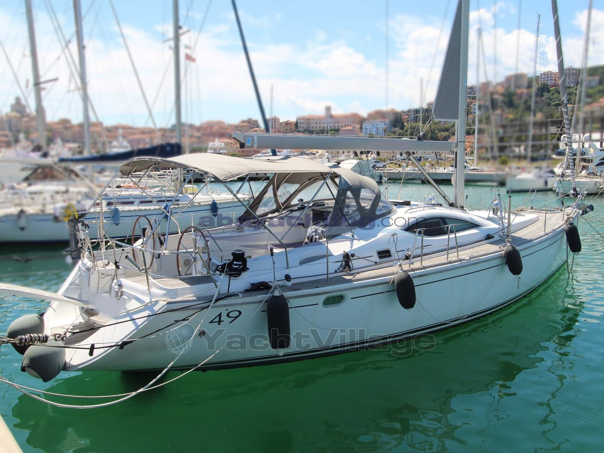 Abayachting Jeanneau Sun Odyssey 49ds usato-second hand 1
