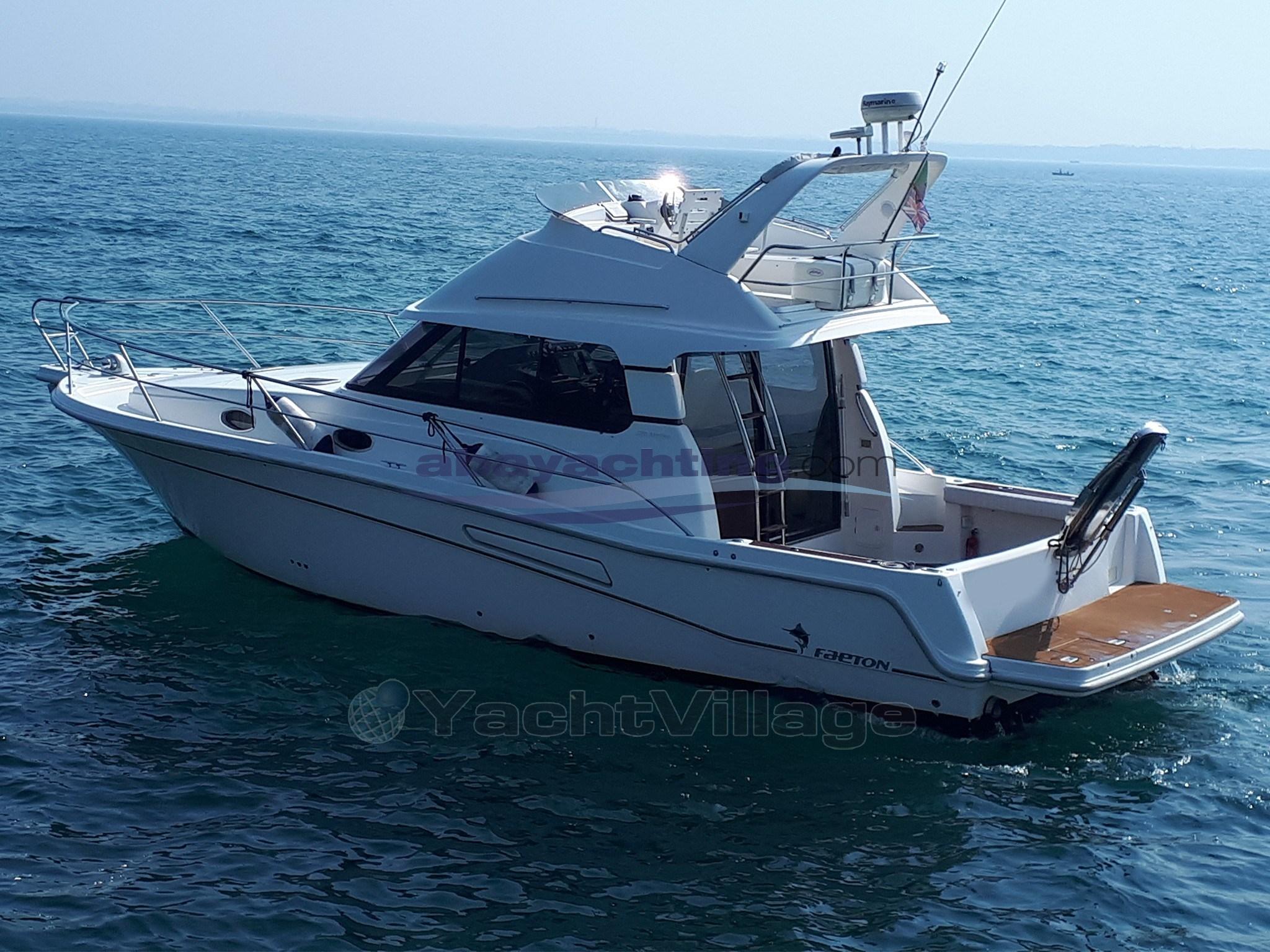 Abayachting Faeton Morgana 11,80 2