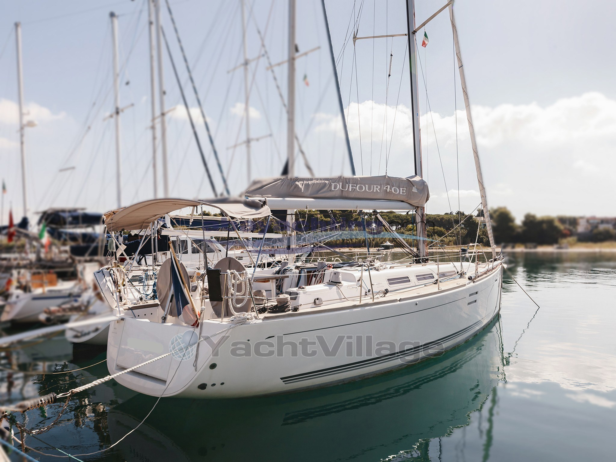 Abayachting Dufour Performance 40e 1