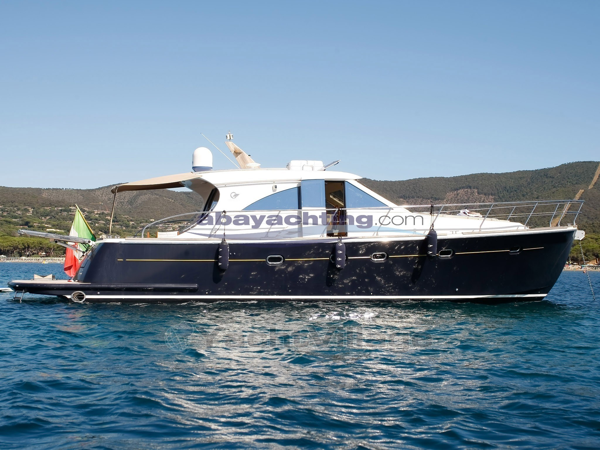 Abayachting Goldstar 480 usato-second hand 1