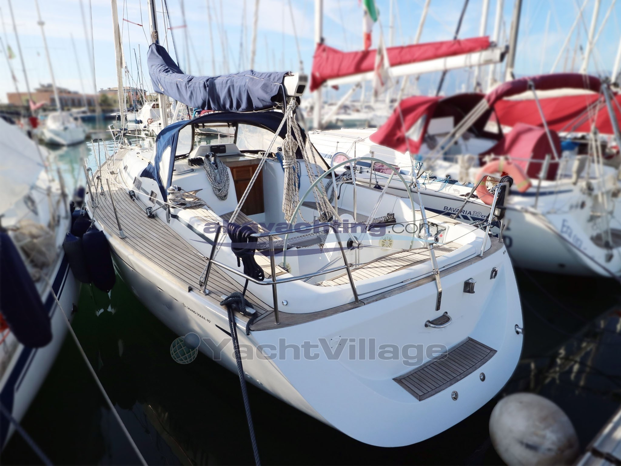 Abayachting Grand Soleil 40 Paperini 1