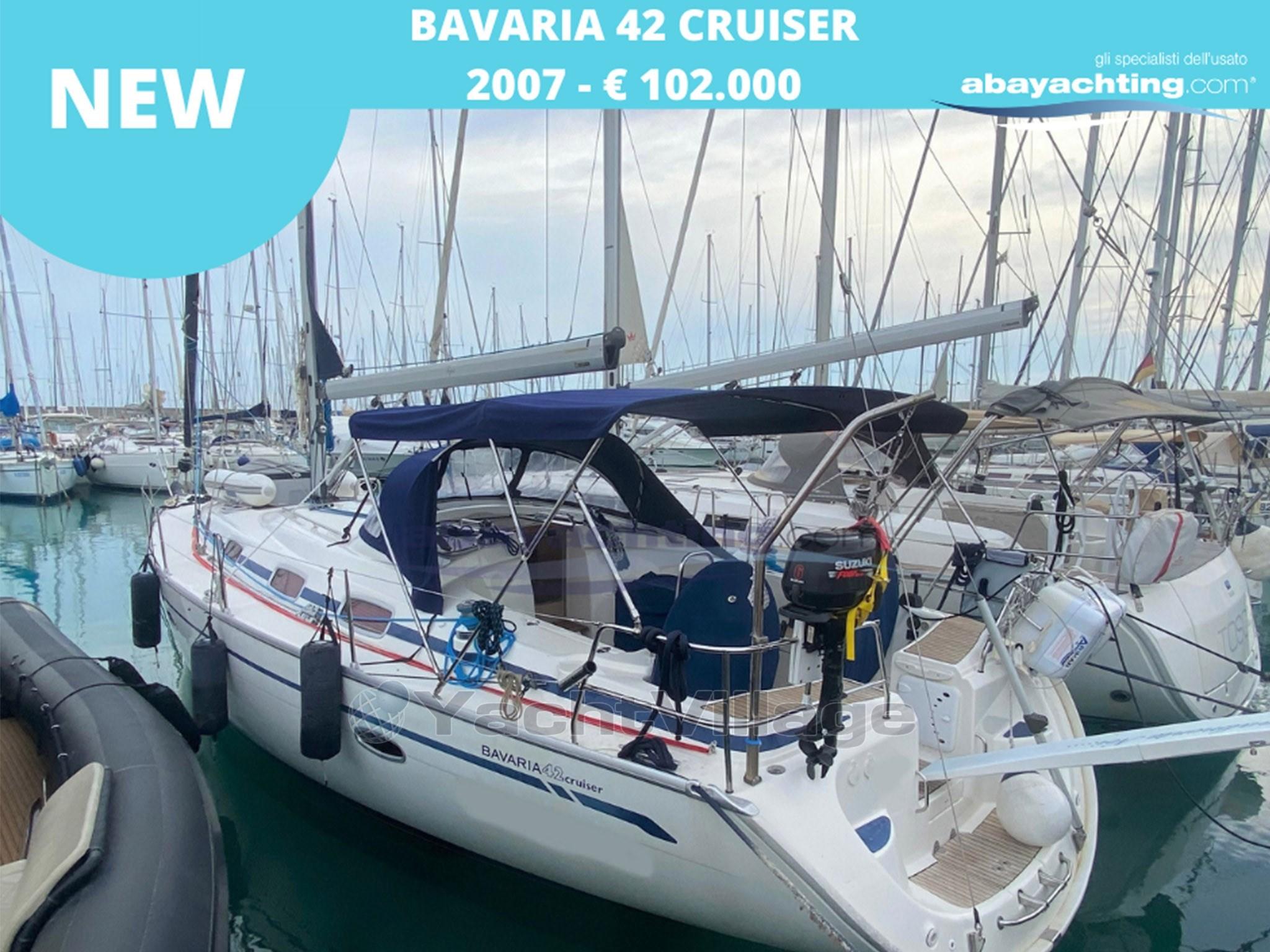 Abayachting Nuovo arrivo Bavaria 42 Cruiser