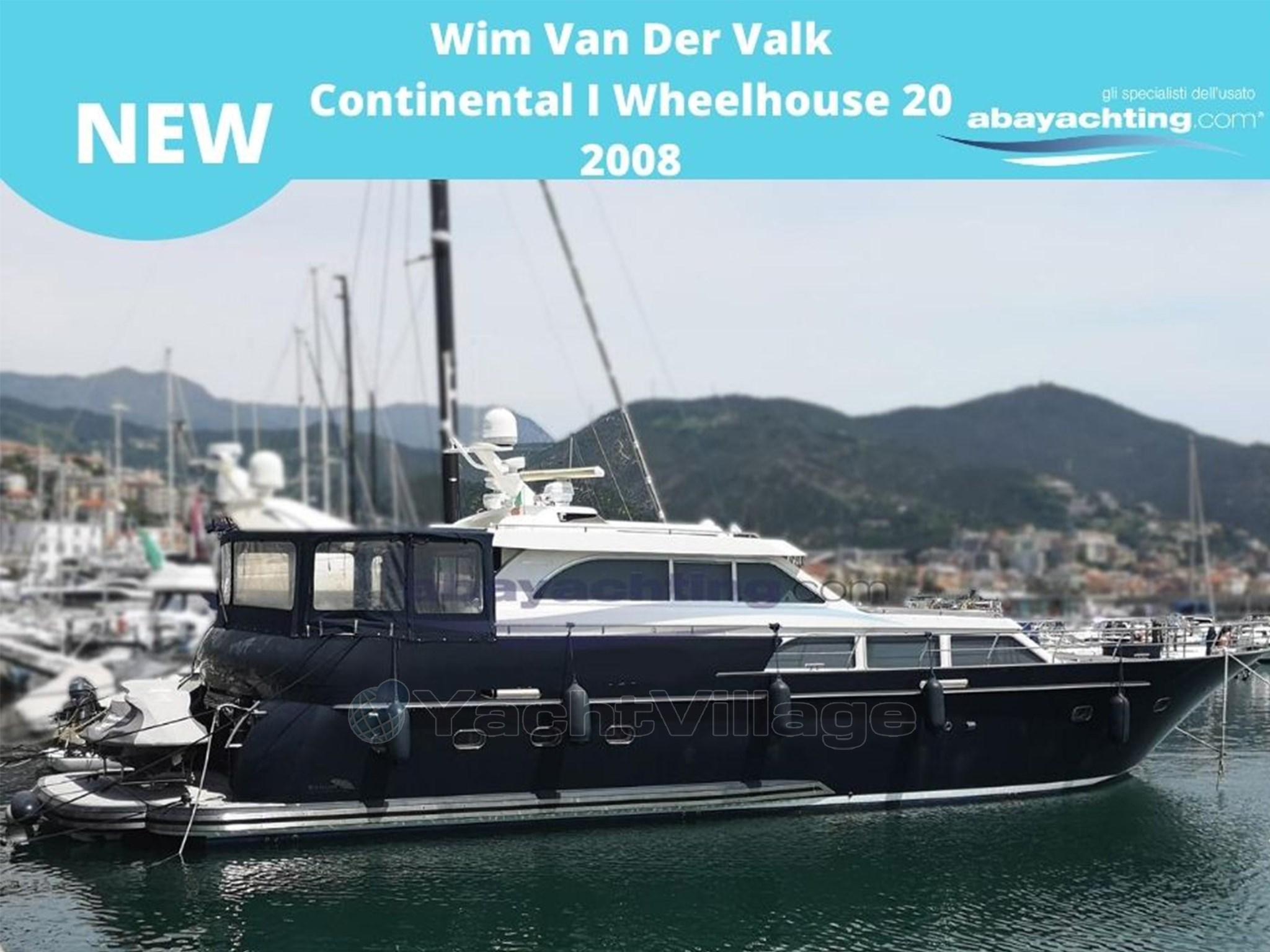 Abayachting Navetta Van Der Valk Usato-second hand 1