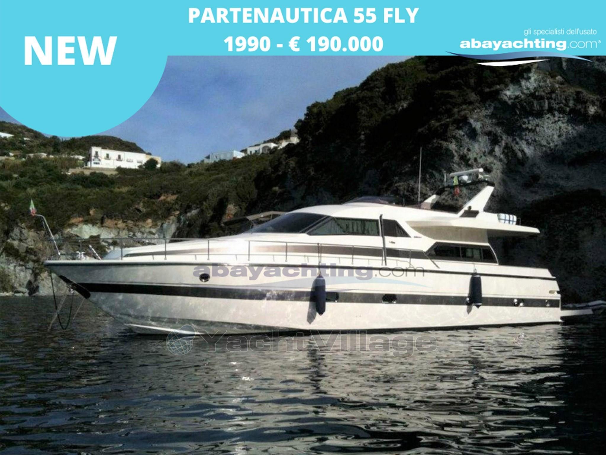 Abayachting Nuovo arrivo Partenautica 55 Fly