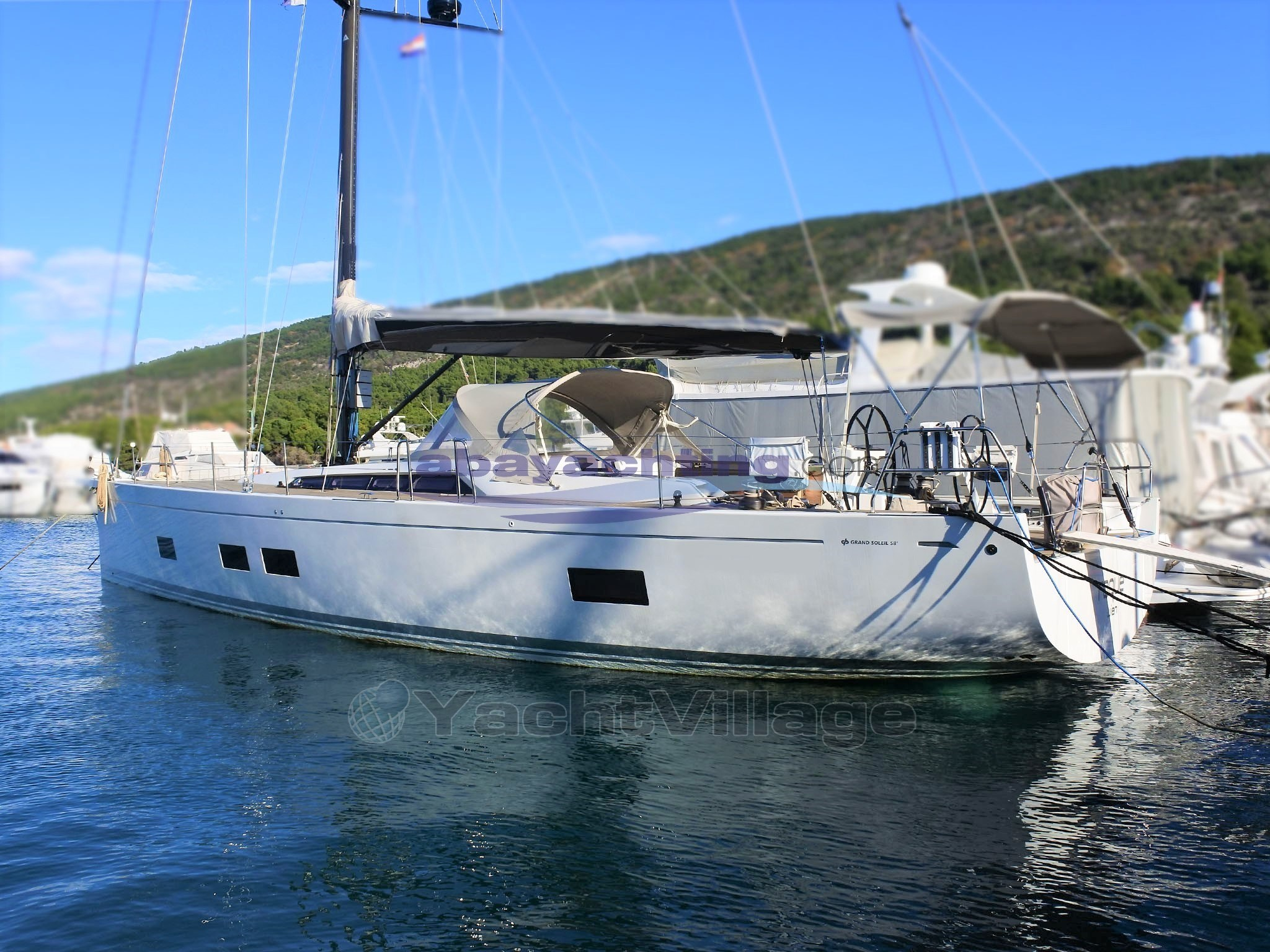 Abayachting Cantiere del Pardo Grand Soleil 58 1