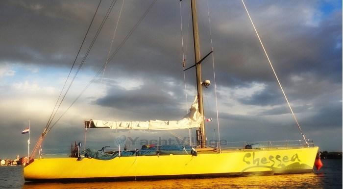 Goetz Custom Sailboats Volvo 60, preowned sailboat for sale