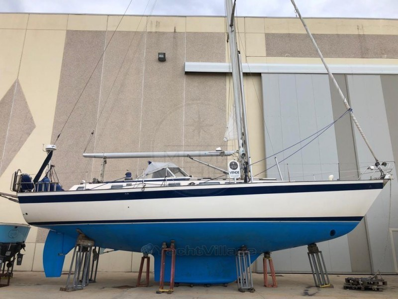 Hallberg Rassy 45, preowned sailboat for sale in Italy (Italy)
