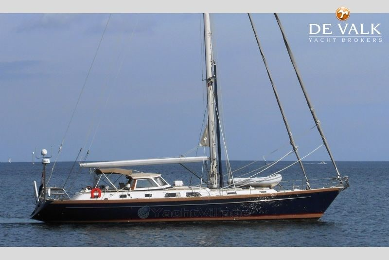 Hallberg Rassy Hallberg-Rassy 62, preowned sailboat for sale in (France)