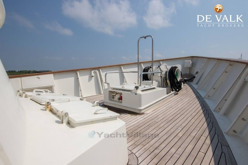 Long-Island Long Range Motor Yacht, preowned motorboat for