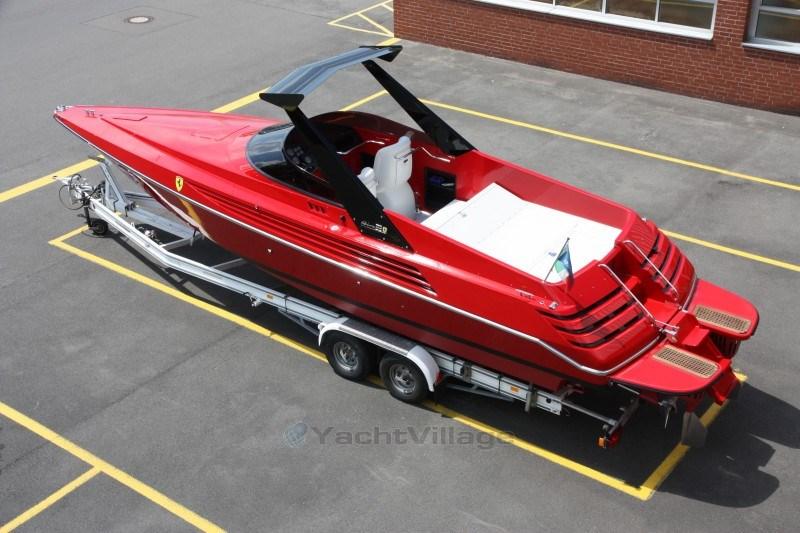 Riva Ferrari 32 35 Inzahlungnahme Möglich Preowned Motorboat For Sale In Berlin Germany