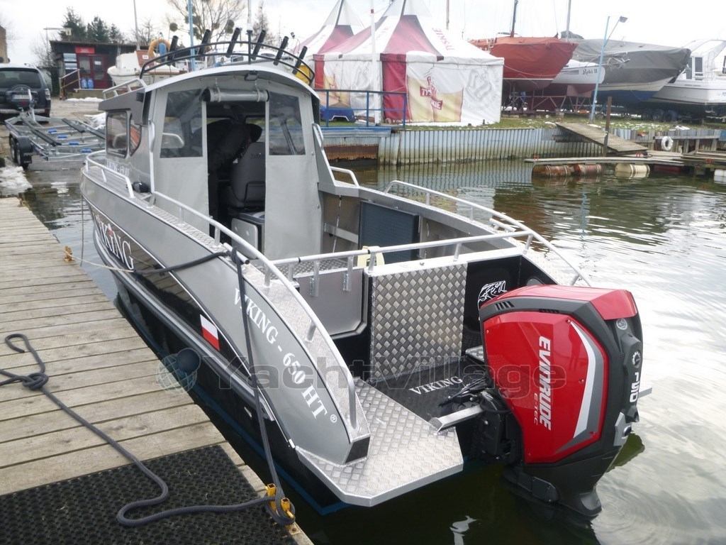 Viking Boats (Small Boats Viking 650 Ht - 2, new motorboat