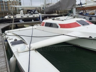 Quorning Boats Dragonfly 800 Sw, preowned sailboat for sale