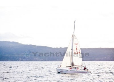 Quorning Boats Dragonfly 800 Sw, preowned sailboat for sale in
