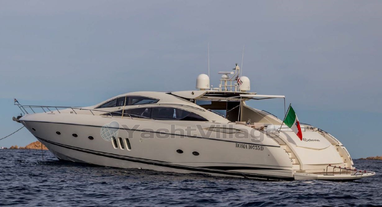 Sunseeker 82 profile