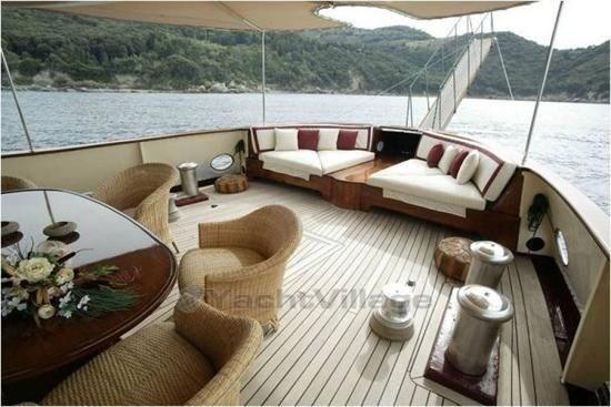 Hire Charter Benetti Converted Tug, in Campania (Italy)