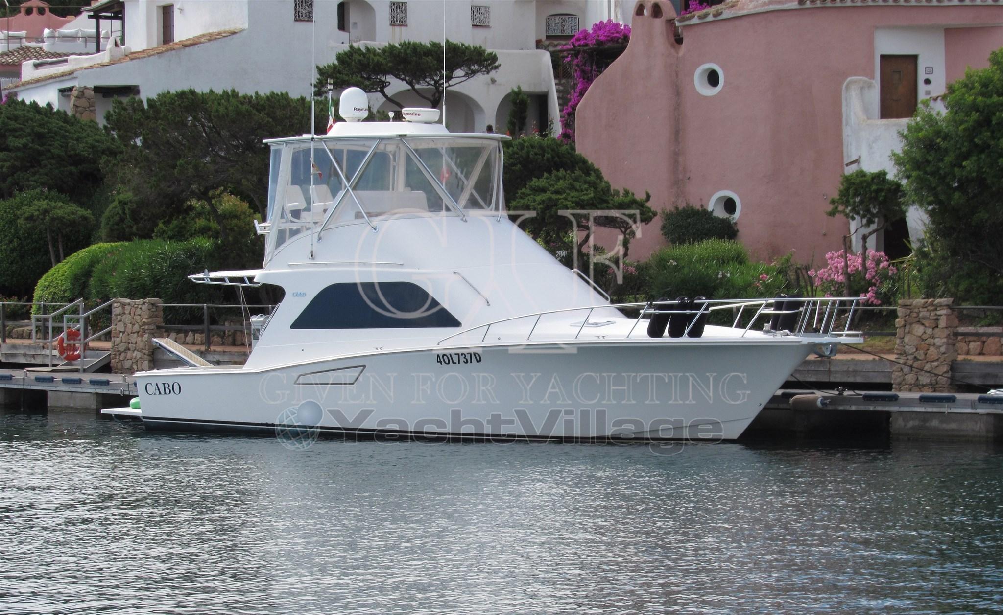Cabo 43 profile