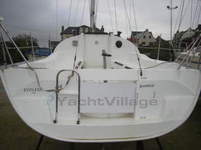 Jeanneau Sun Odyssey 26 Lifting Keel Preowned Sailboat For Sale In
