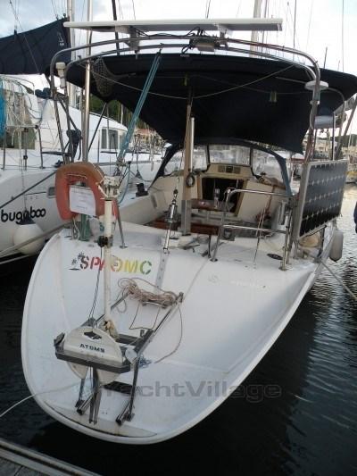 35Voilier First Beneteau Occasion En Ventefrance 5AjL4R3