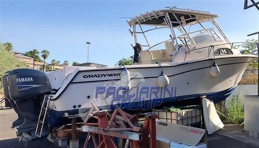Grady White Boats 300 Marlin Wa