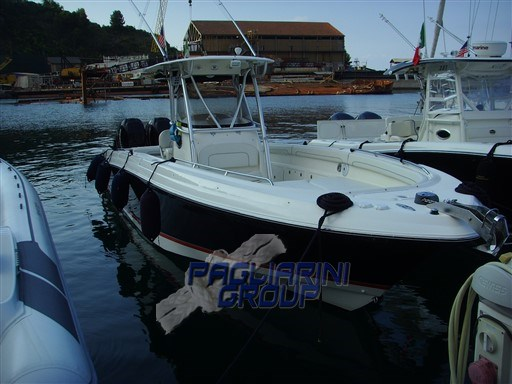 Wellcraft Marine 35 Scarab