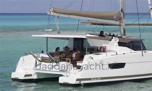 9-Fountaine Pajot Lucia 40 Catamaran