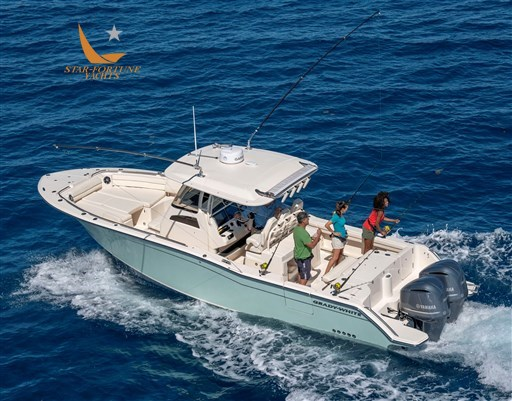 Grady White Boats 326 Canyon (2021)